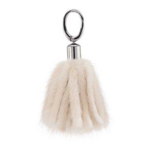 Cosy-Concept-Fur-Mink-KeyRing-Sand-700-dkk